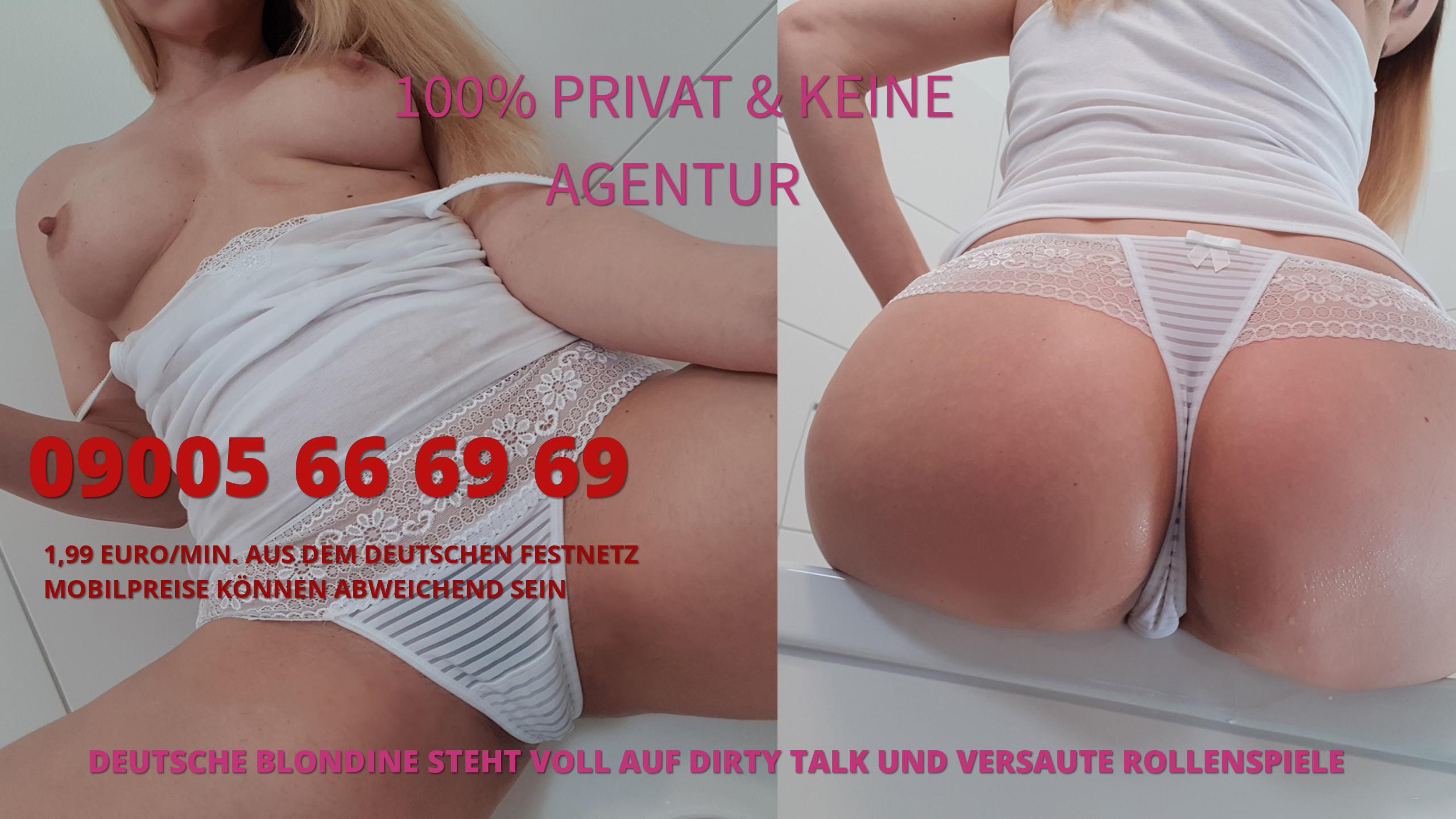 204 Deutsche,private Blondine, steht voll auf Dirty Talk
